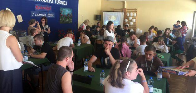 Turniej gier Rummikub – zawody czas zacząć!