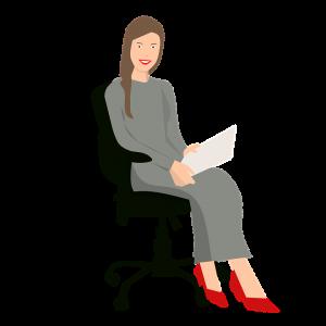 poduszka do siedzenia w biurze