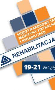 Targi Rehabilitacja 2019 Łódź – zapraszamy na nasze stoisko