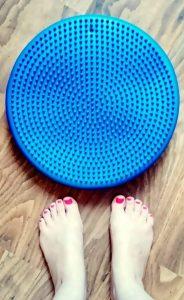 Beret rehabilitacyjny – wielofunkcyjny przyrząd do ćwiczeń