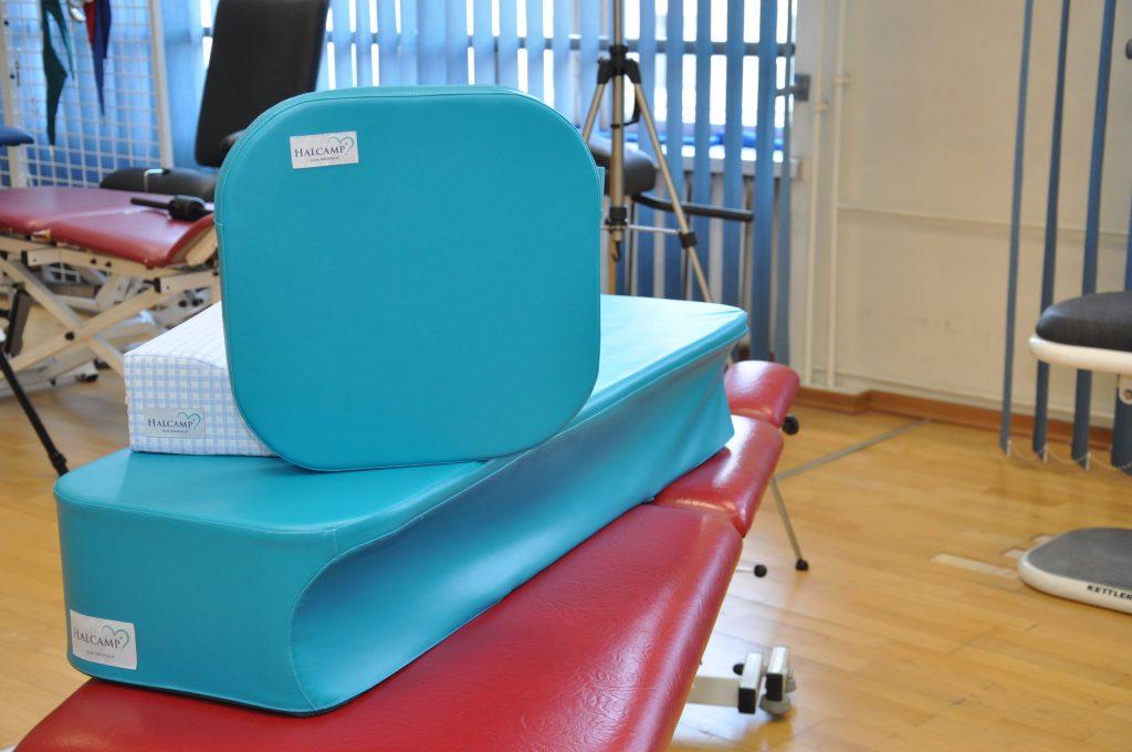 zestaw kształtek do masażu
