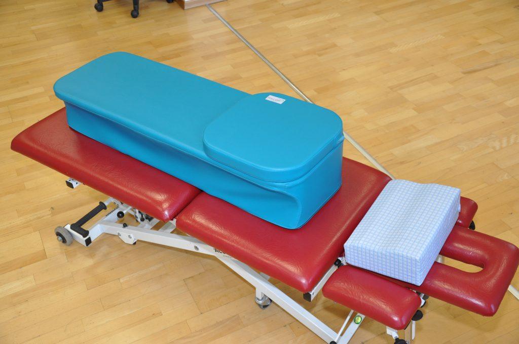 zestaw kształtek do masażu i rehabilitacji
