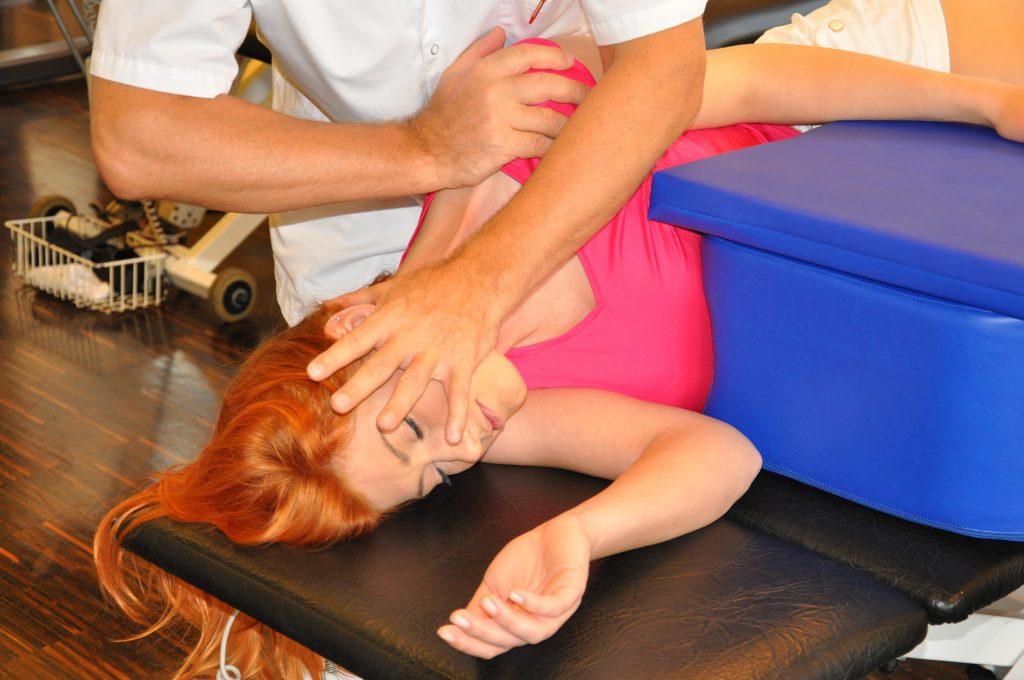 kinezyterapia przy użyciu kształtek rehabilitacyjnych